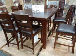 Costco Furniture Dining Room Kitchen Universal Furniture Serada 9 Piece Counter Height Dining
