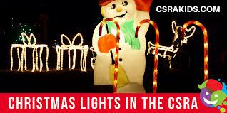 christmas lights in the csra csra kids augusta aiken u0026 n augusta