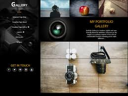 best free portfolio templates 10 best portfolio themes for artists source4themes
