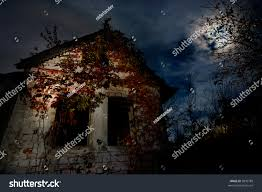 image haunted house good background halloween stock photo 5899789