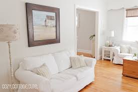 My Paint Colors  Relaxed Lake House Colors The Lilypad Cottage - Cottage living room paint colors