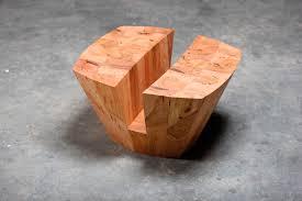 Cherry Wood Furniture Contemporary Coffee Table Oak Walnut Cherrywood Kart