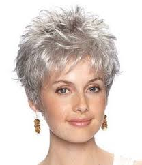 hairstyles for thin grey 50 plus hair best old lady grey hair wig pinteres