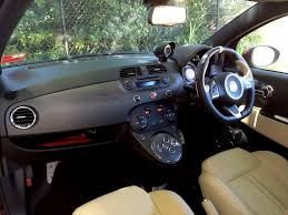 maserati steering wheel driving abarth 695 edizione maserati first drive car review practical