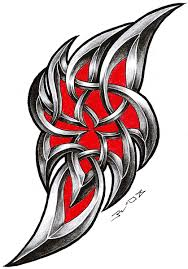 tribal celtic by roblfc1892 deviantart com on deviantart if i ran