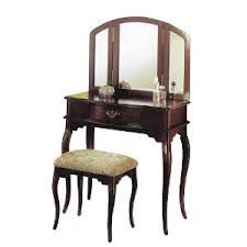 Antique Vanity Table With Mirror And Bench Buy A Vanity For Your Bedroom At Rc Willey