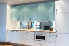 cuisine bleue et blanche cuisine blanche et bleue