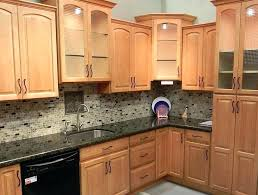 maple cabinets with dark counters mom and dads kitchen kitchen countertop and backsplash ideas kitchen ideas for black