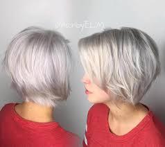 short white hair 90 mind blowing short hairstyles for fine hair hairiz