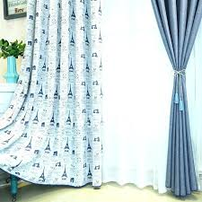 Patterned Blackout Curtains Teal Patterned Curtains Musicaout