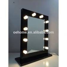 vanity led light mirror hollywood glow vanity mirror with led lighting buy hollywood