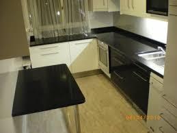 table de cuisine avec plan de travail plan de travail et table de cuisine granitset