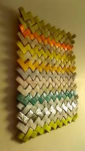 wrapping paper wall hanging u003d rows of extra large gum wrapper