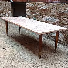 mid century marble coffee table mid century modern marble coffee table nature house