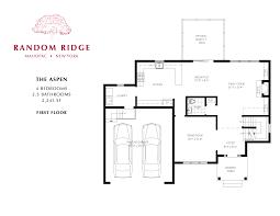 Dual Master Bedrooms The Aspen Random Ridge