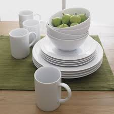 121 best dinnerware images on white dishes white