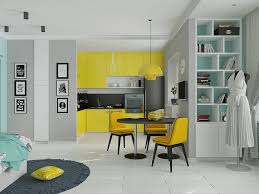 100 Sq Meters House Design 4 Small U0026 Beautiful Apartments Under 50 Square Meters
