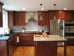 kitchen cabinet stain before and after home design ideas