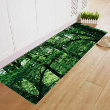 home decoration green tree floor mat dining room carpet shaggy home decoration green tree floor mat dining room carpet shaggy soft area rug bedroom rectangle non slip floor mat 60 180cm shop the nation