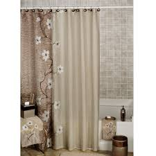 Curtains With Matching Valances Bathroom Croscill Shower Curtains Charcoal Grey Shower Curtain