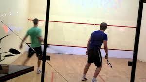 Sportpalast Bad Waldsee Squash Match Im Fitnesspoint Sportpalast Waldsee Youtube