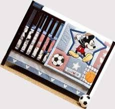 Mickey Mouse Baby Bedding Disney Mickey Mouse And Friends 8 Piece Crib Bedding Set 190