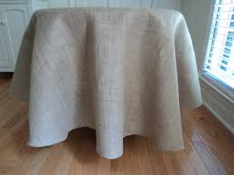 decor u0026 tips burlap table cloth for 90 inch round tablecloth and