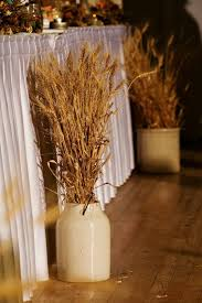 Wedding Backdrop Rustic 30 Fall Rustic Country Wheat Wedding Decor Ideas Deer Pearl Flowers