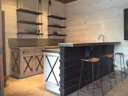 Kitchen Made Cabinets by Hand Made Custom Made Cabinets Zinc Countertops By Kidd Epps Art