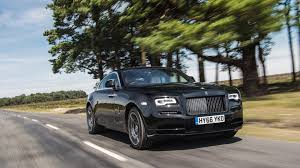 luxury cars rolls royce 2018 rolls royce wraith black badge review ditch the driver