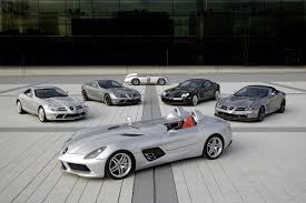 mercedes slr versions amg mclaren supercar c199