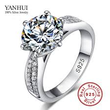 silver rings women images 90 off never fading real 925 sterling silver rings women 2 jpg
