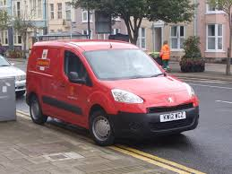 royal mail signs agreement with peugeot for 100 electric vans to