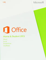 microsoft office home and business 2013 license card 1 user pc