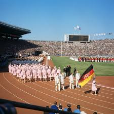 Flag Ceremony Meaning A Divided Germany Came Together For The Olympics Decades Before