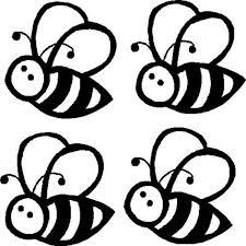 popular bee stickers vinyl buy cheap bee stickers vinyl lots from four buzzy bee vinyl sticker decal car window wall home glass door auto truck laptop bumper