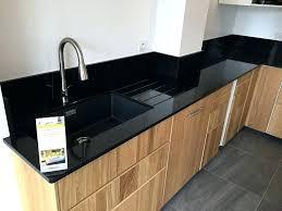 cuisine marbre noir plan de travail marbre marbre pour cuisine racsultat de recherche