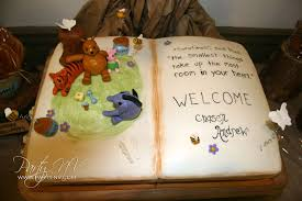 classic pooh baby shower party ideas photo 3 of 29 catch my party