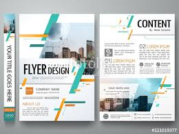 green abstract square poster portfolio layout design city design
