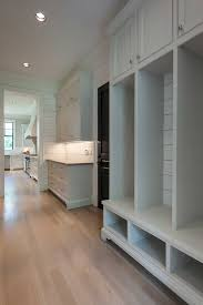 mudroom project mudroom with shiplap walls white oak