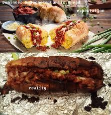 Garlic Bread Meme - dominoes bolognese garlic bread meme guy