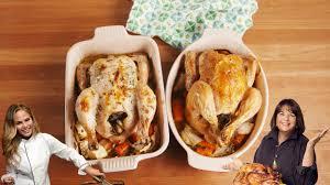 Ina Garten S Roast Chicken Ina Garten V Chrissy Teigen Roast Chicken Delish Com