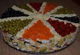 decoratiuni salata de boeuf