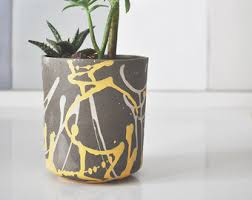 Ceramic Succulent Planter by White Modern Ceramic Planter Succulent Planter Ceramic Plant