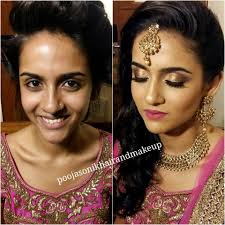 bridal makeup package pooja sonik freelance bridal makeup artist delhi wedding mantra