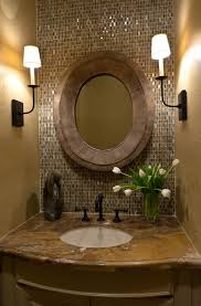 bedroom mirrors with lights powder room mirrors and lights home design
