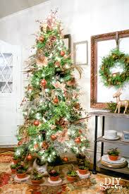 The Best Decorated Tree Picture Of A Decorated Tree 9221