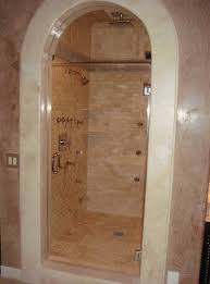 Arched Shower Door Arched Frameless Glass Door