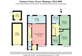 house plan 45 8 62 4 catmore close grove wantage ox12 3 bedroom terraced house for