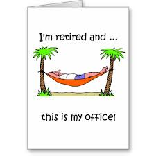 words for retirement cards card invitation sles free retirement cards on hammock